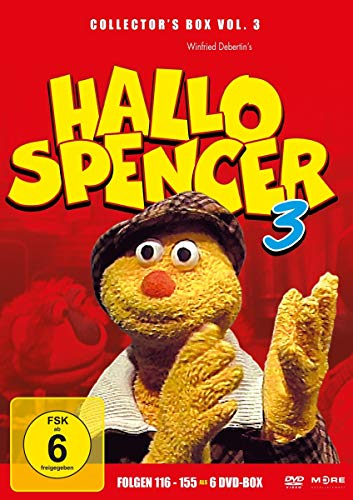 Hallo Spencer Collector's Box 3 (Episoden 116-155) (6 DVDs)