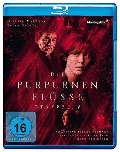 Die purpurnen Flüsse Staffel 2 [Blu-ray]