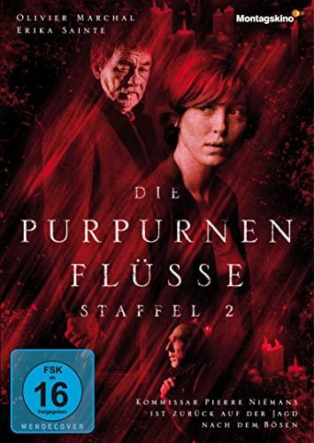 Die purpurnen Flüsse Staffel 2 (4 DVDs)