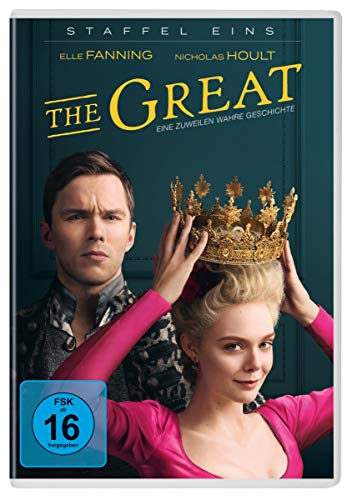 The Great Staffel 1 (4 DVDs)