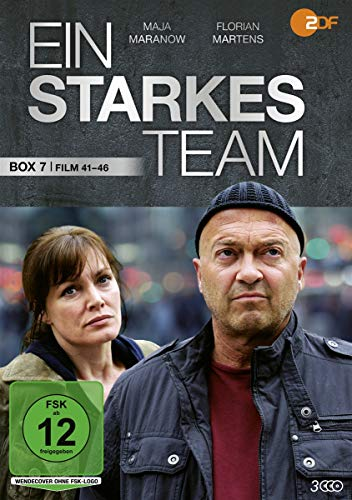 Ein starkes Team Box  7 (Film 41-46) (3 DVDs)