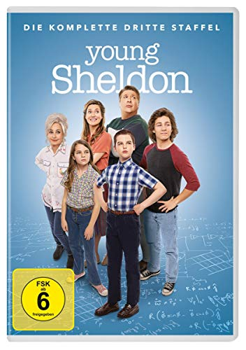 Young Sheldon Staffel 3 (2 DVDs)