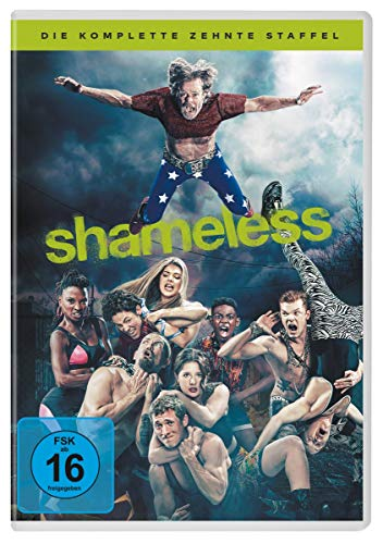 Shameless Staffel 10 (3 DVDs)