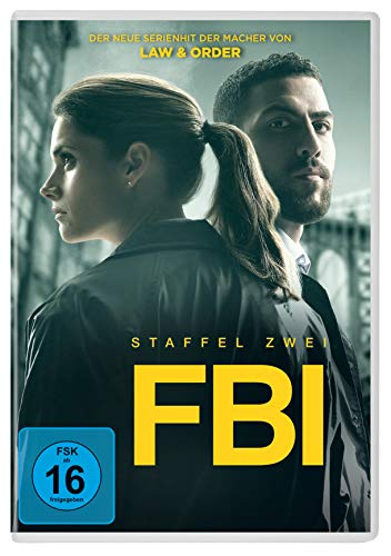 FBI: Special Crime Unit Staffel 2 (4 DVDs)