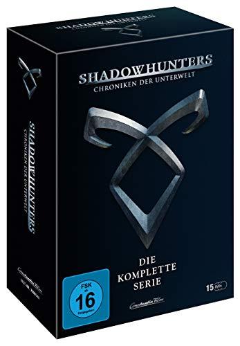 Shadowhunters - Chroniken der Unterwelt: Die komplette Serie (15 DVDs)