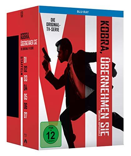 Kobra, übernehmen Sie! Die komplette Serie (exklusiv bei Amazon.de) [Blu-ray]