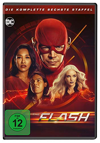 The Flash Staffel 6 (4 DVDs)