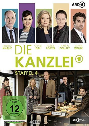 Die Kanzlei - Staffel 4 (4 DVDs)