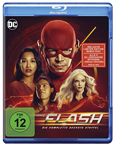 The Flash Staffel 6 [Blu-ray]