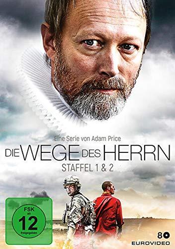 Die Wege des Herrn Staffel 1+2 (8 DVDs)