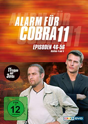 Alarm für Cobra 11 Staffel  4+5 (Softbox) (3 DVDs)