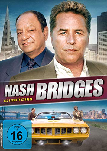 Nash Bridges - Staffel 6 (6 DVDs)