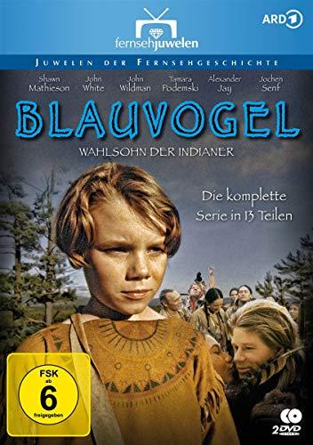Blauvogel - Die komplette Serie (2 DVDs)