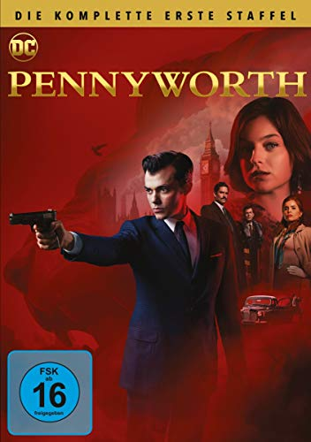 Pennyworth Staffel 1 (3 DVDs)