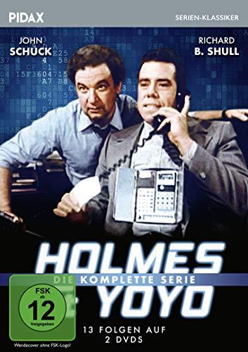 Holmes & Yoyo Die komplette Serie (2 DVDs)