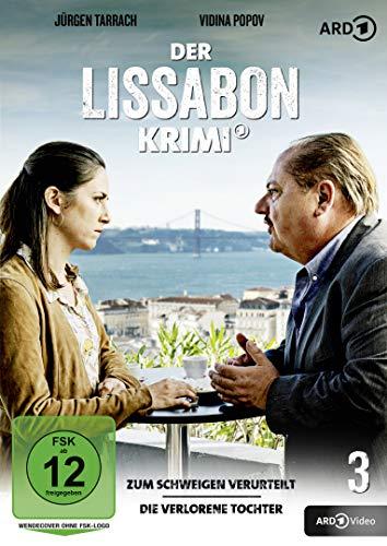 Der Lissabon-Krimi: Zum Schweigen verurteilt / Die verlorene Tochter