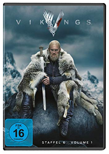 Vikings Staffel 6.1 (3 DVDs)