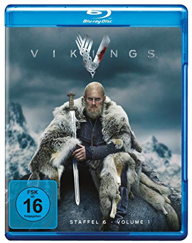 Vikings - Staffel 6.1 [Blu-ray]