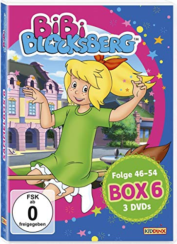 Bibi Blocksberg Box 6 (3 DVDs)
