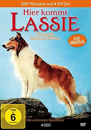 Hier kommt Lassie (4 DVDs)