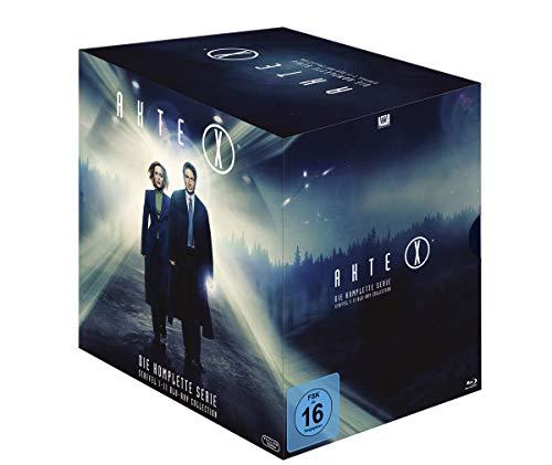 Akte X Komplettbox (Staffel 1-11) [Blu-ray]