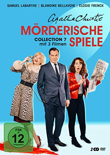 Agatha Christie - Mörderische Spiele: Collection 4