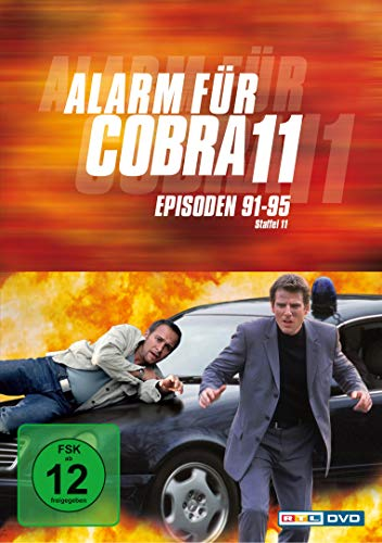 Alarm für Cobra 11 Staffel 11 (Softbox)