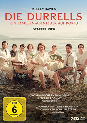Die Durrells Staffel 4 (2 DVDs)