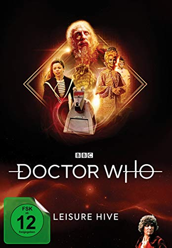 Doctor Who Vierter Doktor: Leisure Hive (2 DVDs)