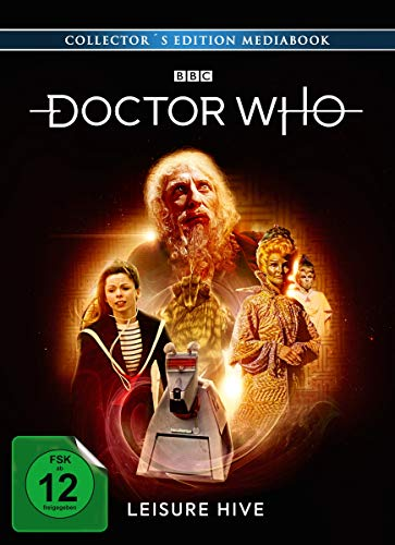 Doctor Who Vierter Doktor: Leisure Hive (Limitiertes Mediabook) [Blu-ray]