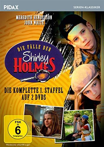 Die Fälle der Shirley Holmes Staffel 1 (2 DVDs)