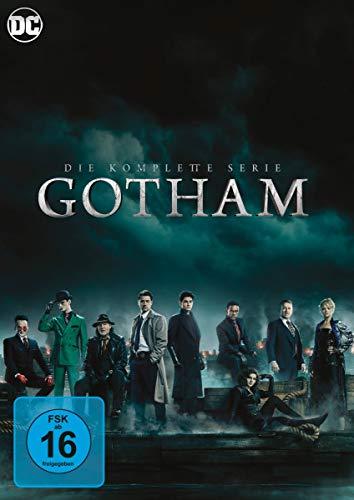 Gotham Die komplette Serie (26 DVDs)