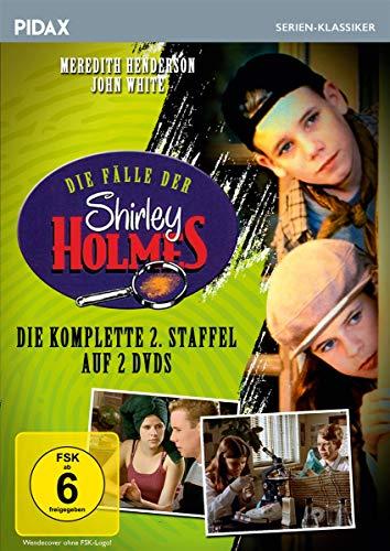 Die Fälle der Shirley Holmes Staffel 2 (2 DVDs)