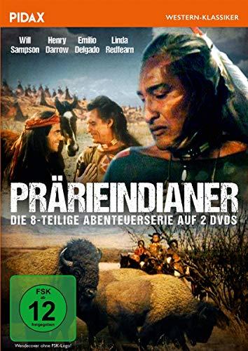 Prärieindianer 2 DVDs