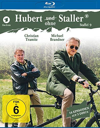 Hubert ohne Staller - Staffel 9 [Blu-ray]