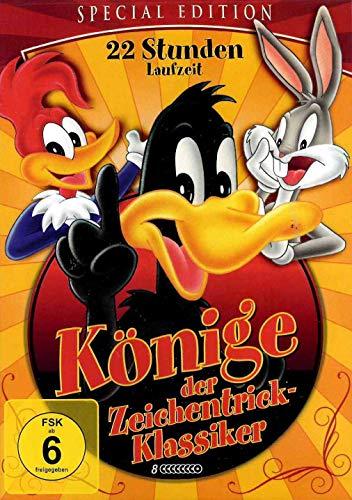 Könige der Zeichentrick-Klassiker (8 DVDs)