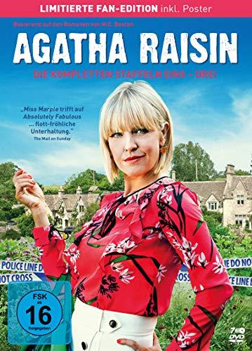 Agatha Raisin Staffel 1-3 (Limited Edition) (7 DVDs)