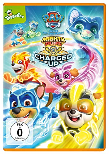 Paw Patrol - Mighty Pups Charged Up!