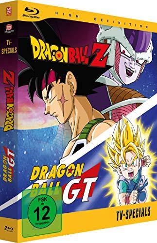 Dragonball Z + GT - Specials-Box [Blu-ray]