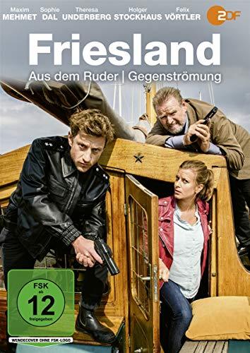 Friesland: Aus dem Ruder / Gegenströmung