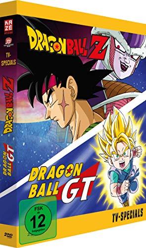 Dragonball Z + GT - Specials-Box (2 DVDs)