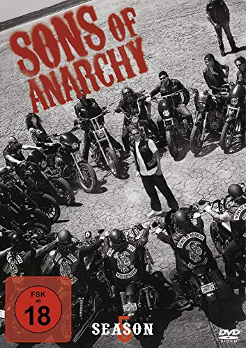 Sons of Anarchy Staffel 5 (4 DVDs)