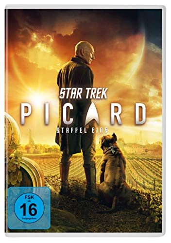 Star Trek: Picard - Staffel 1 (4 DVDs)