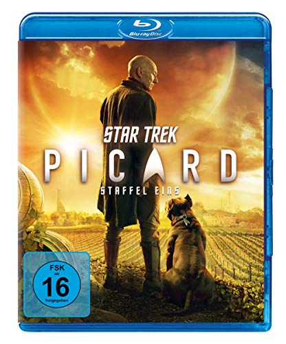 Star Trek: Picard - Staffel 1 [Blu-ray]
