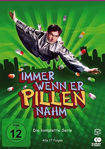 Immer wenn er Pillen nahm Die komplette Serie (2 DVDs)