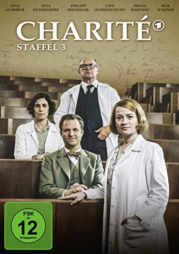 Charité Staffel 3 (2 DVDs)