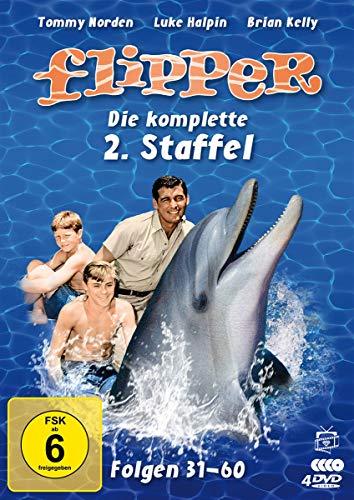 Flipper Staffel 2 (4 DVDs)