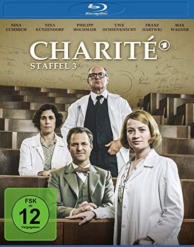 Charité Staffel 3 [Blu-ray]