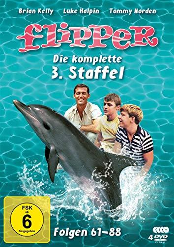 Flipper Staffel 3 (4 DVDs)