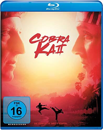 Cobra Kai Staffel 2 [Blu-ray]